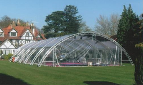 TH Production Party Structure - Waterproof Marquee