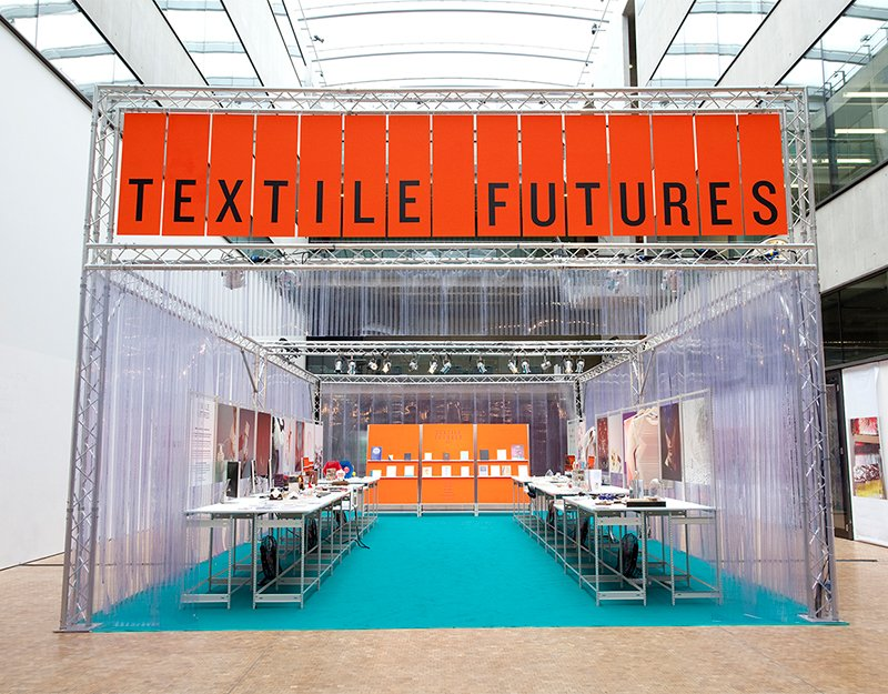 TEXTILE FUTURE SHOW2013 001 - Central Saint Martins College