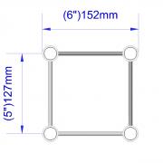 106 box truss end