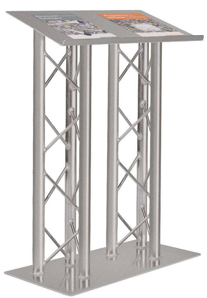 2A TR DLCT – 200 Double Truss Lectern