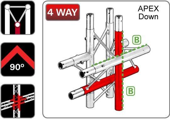 trilite-junction_triangular_TR-J4-3DL