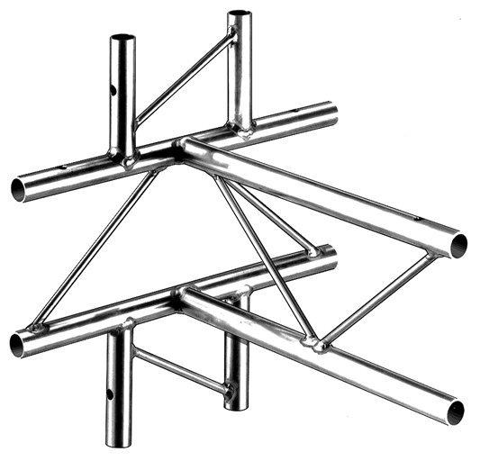 5 Way Ladder Junctions
