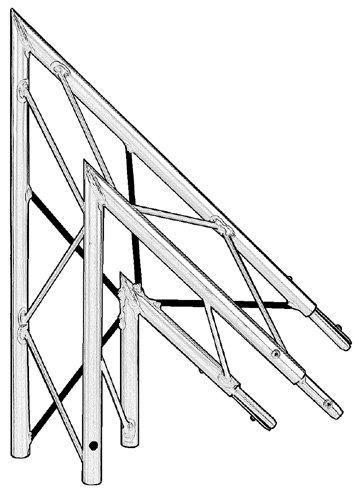 2 Way Triangular Junctions