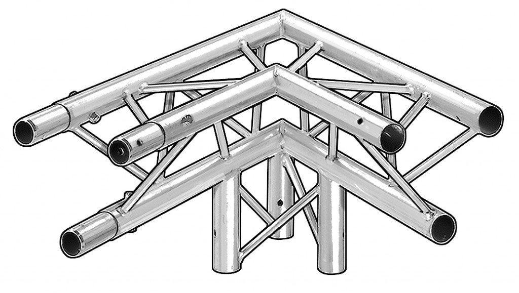 3 Way Triangular Junctions