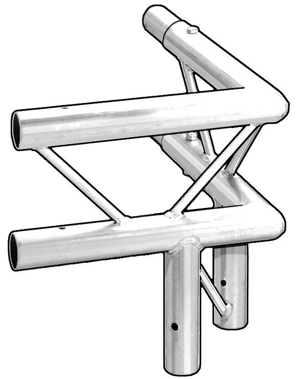 3 Way Ladder Junctions