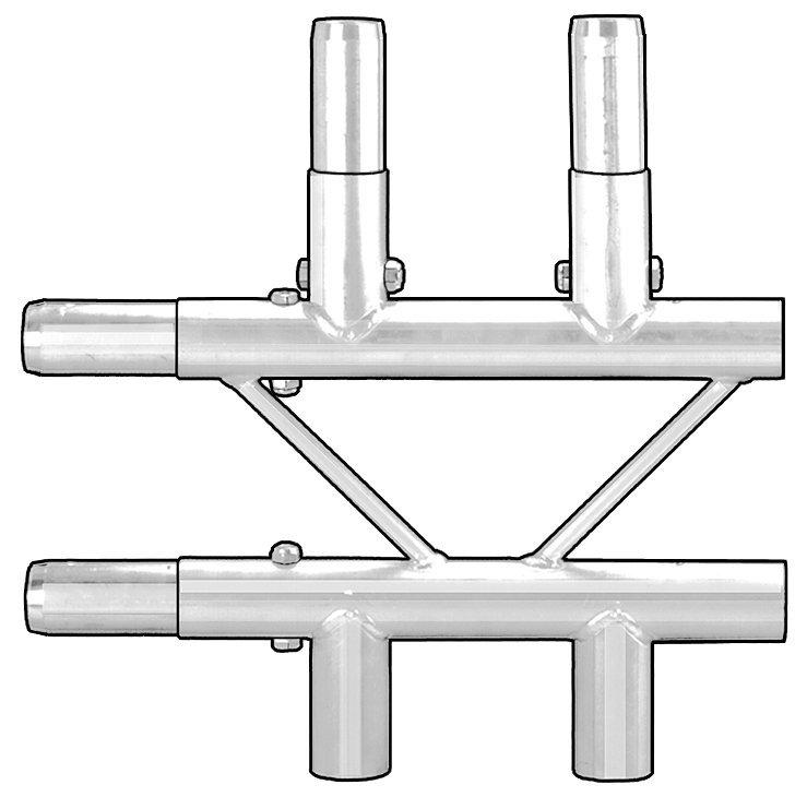 4 Way Ladder Junctions