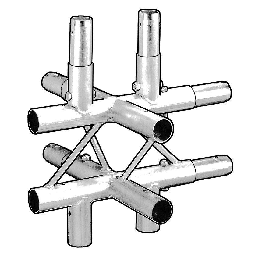 6 Way Ladder Junctions