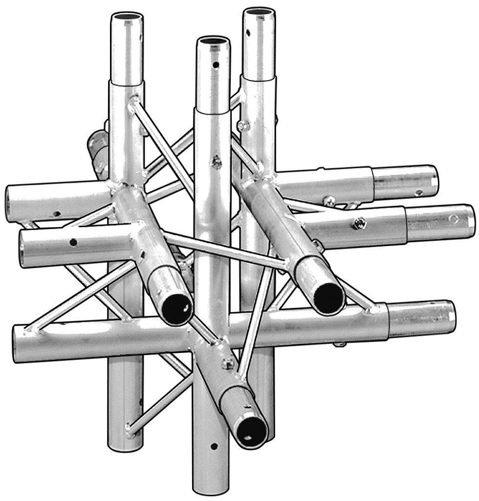 6 Way Triangular Junctions