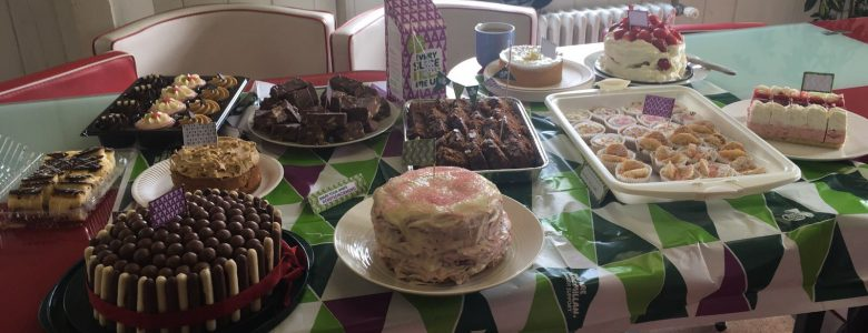 IMG 2892 780x300 - Macmillan Cancer Support Coffee and Cake Morning